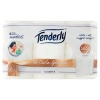 La Carta Igienica Tenderly 6 Maxi Rotoli