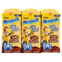 Pronto Da Bere Bevanda Al Latte E Cacao Solubile Nesquik