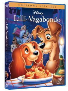T1 DVD LILLI VAGABONDO