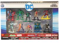 10 Personaggi Dc Comics In Metallo