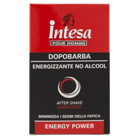 Pour Homme Dopobarba Energizzante No Alcool Energy Power Intesa
