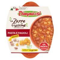 Zuppa Di Pasta E Fagioli