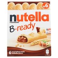Nutella B - ready Conf . Da 6