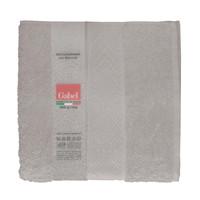 Asciugamano Spugna Cm60x110 Grigio Ferro Gabel