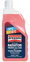 Liquido Protettivo Per Radiatori Pluri-Stagione 1l Arexons