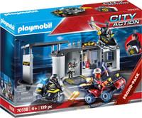 Centrale Dell ' unita ' Speciale Di Polizia Playmobil