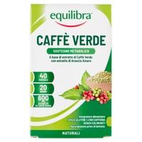 Caffe ' Verde Equilibra 40 Capsule