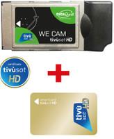 Smart Cam + Scheda Tivu Sat Digiquest