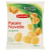 Patate Novelle Surgelate Bennet