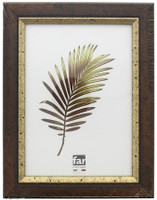 Cornice Crilex Colbert Noce Filo Oro Far Cm.8x24