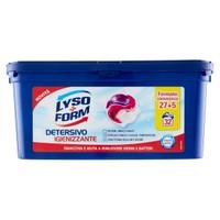 Detersivo Per Lavatrice Igienizzante Predosato Lysoform