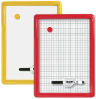 Lavagnetta Magnetica Colorata + pennarello Cm 26 x 36