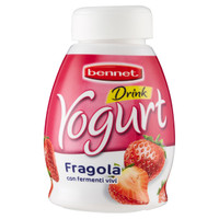Yogurt Da Bere Fragola Bennet