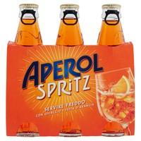 Aperitivo Aperol Spritz 3 Da Ml . 175