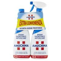 Detergente Bagno Spray Amuchina Ml . 750 + Ricarica Ml . 750