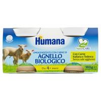 Humana Omo Bio Agnello