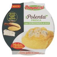 Polenta E Gorgonzola Dimmidisi