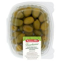 Olive Verdi Denocciolate Giganti Rustiche Del Contadino