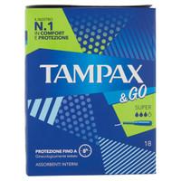 Tampax & Go Super