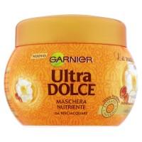 Ultra Dolce Maschera Nutriente All ' olio D ' argan E Di Camelia Garnier