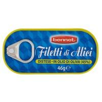 Filetti Di Alici Bennet