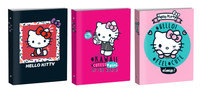 Copertina Maxi Ad Anelli Diametro Mm.30, Hello Kitty- Copertina Lucid