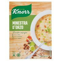 Minestra Con Orzo Knorr