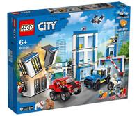 Stazione Di Polizia Lego City Police