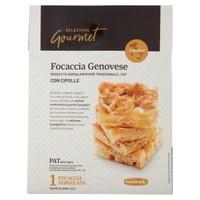 Focaccia Genovese Con Cipolle Selezione Gourmet Bennet