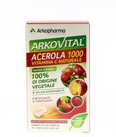Acerola 1000 Arkopharma Compresse Masticabili