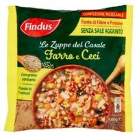 Zuppa Di Farro E Ceci Con Grano Saraceno Findus