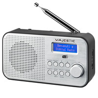 Radio Portatile Dab+ Rt 194 Majestic