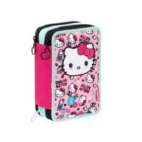 Astuccio 3 Zip Hello Kitty Conf.Da 43