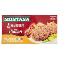 Hamburger Bacon Montana