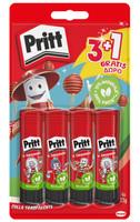 Colla Stick Pritt 20 gr 3 + 1