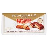 Tavoletta Novi Al Latte Con Mandorle Intere