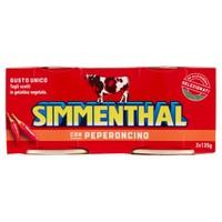 Carne Con Peperoncino Simmenthal