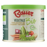 Bio Granulare Istantaneo Brodo Vegetale Bauer