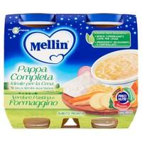 Omogeneizzato Pappa Completa Mellin 2 Da Gr . 200