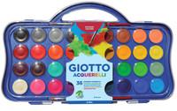 Valigetta 36 Acquerelli Giotto