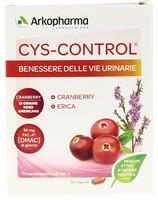 Cys - control Arkopharma Capsule