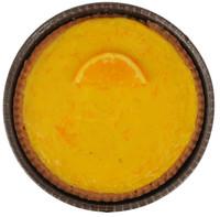 Crostata Con Crema All ' arancio