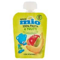 4 Frutti Merenda Da Spremere Pouch Nestlé Mio