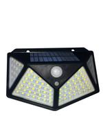 Lampada Solare Con Sensore 100 Led