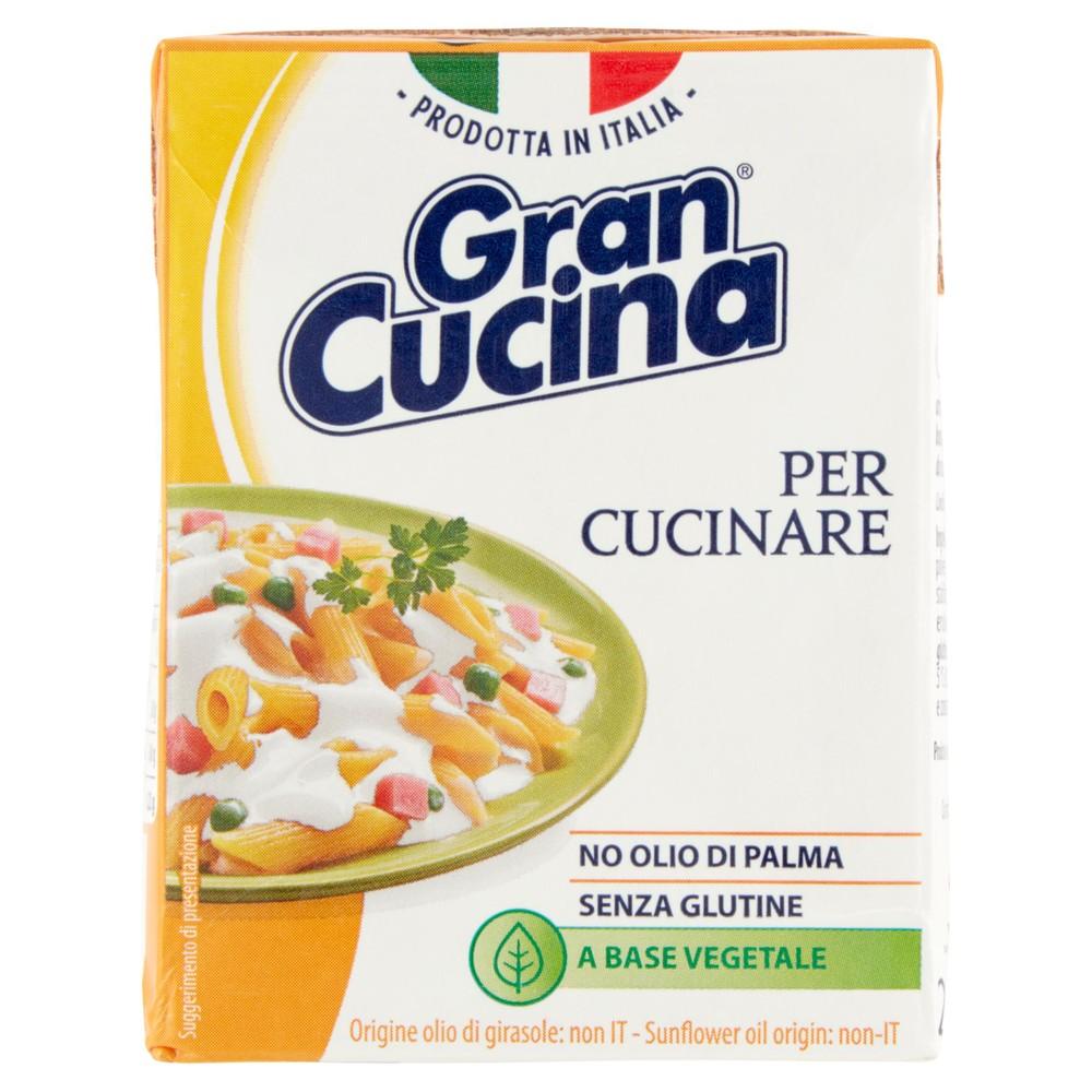 GRAN CUCINA CREMA VEG.