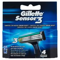 Ricariche Gillette Sensor 3 Da 4