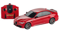 Radiocomando Alfa Romeo Giulia Quadrifoglio Scala 1 : 18