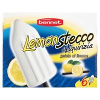 6 Gelati Lemonstecco Bennet