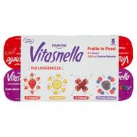 Yougurt Vitasnella Frutta In Pezzi Conf . da 8