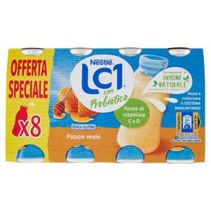 LC1 PAPPA REALE X8